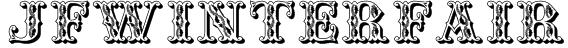 JFWinterFair Font
