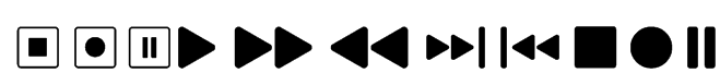 LL_Record Font