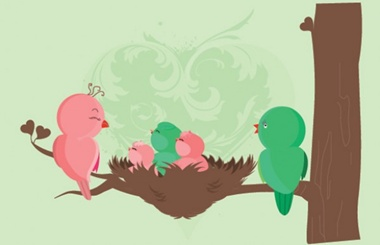 bird,creative,download,illustration,illustrator,original,pack,photoshop,tree,vector,nest,modern,unique,vectors,spring,young,quality,fresh,high quality,vector graphic,chicks vector