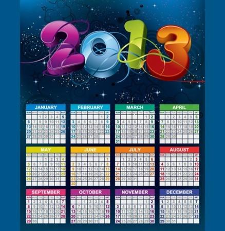 Календарь 67 года