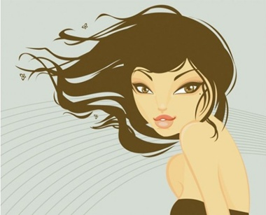 clean,creative,design,download,elements,eps,illustration,new,original,web,detailed,interface,girl,modern,unique,vectors,hair,quality,stylish,fresh,ui elements,hires,pretty girl,girl graphic,vector girl,windswept hair vector