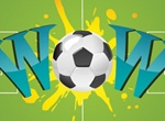 Soccer Ball WOW Vector Illustration
