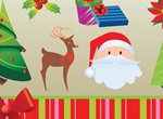 Christmas Celebration Vector Elements