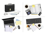 Office Supplies & Stationary Vector Graphics