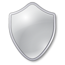 Grey, Shield Icon