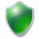 Antivirus, Green, Protection, Shield Icon
