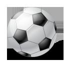 Ball, Football, Soccer, Sports Icon