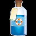 Bottle, Designfloat Icon