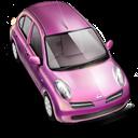 Car, Lady Icon