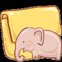 Elephant, Folder Icon