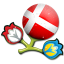 Denmark, Euro Icon