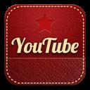 Retro, Youtube Icon