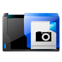 And, Cameras, Scanners Icon