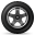 Car, Wheel Icon