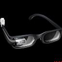Glasses, Google Icon