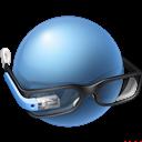 Glasses, Googler Icon