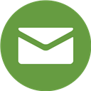 Email, Round Icon