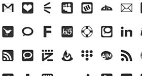 InFocus Social Media Icons