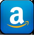 Amazon, White Icon