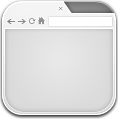 Alt, Browser Icon