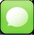 Green, Sms Icon