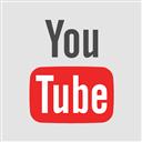 Flat, Youtube Icon
