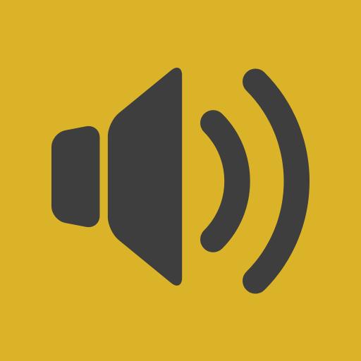 Flat, Sound, Volume Icon