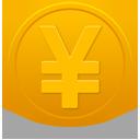 Coin, Yuan Icon