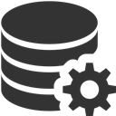 Configuration, Data Icon