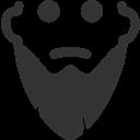 Beard, Long Icon