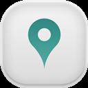 Gps, Light, Maps Icon