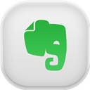 Evernote, Light Icon