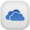 Light, Skydrive Icon
