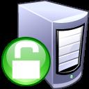 Server, Unlock Icon
