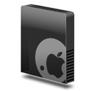 Dotmac, Drive, External, Slim Icon