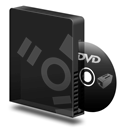 Burner, Dvd, Firewire Icon