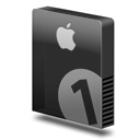 , Apple, Bay, Drive, Png, Slim Icon
