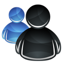 Dock, Hp, Live, Messenger, Msn Icon