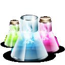 Chemistry, Lab, Tubes Icon