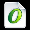 Font, Open, Type Icon