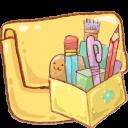 Application, Folder, Hp Icon
