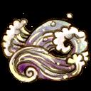 Ele, Water Icon