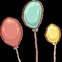 Balloons, Hp Icon