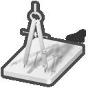 Dis, Engineering Icon