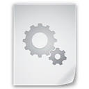 File, Settings Icon