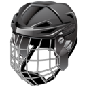 Helmet, Hockey, Ice Icon