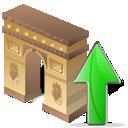Arcodeltriunfo, Up Icon