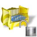 Cradle, Unlock Icon