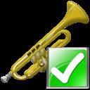 Ok, Trumpet Icon