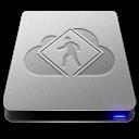 Drives, Icon, Idisk, Remake, Slick, User Icon